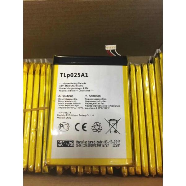 АКБ Alcatel TLp025A1/TLp025A2 ( OT-5054D/OT-7043K/OT-7043Y/OT-7044X/OT-7047D/OT-7048X )