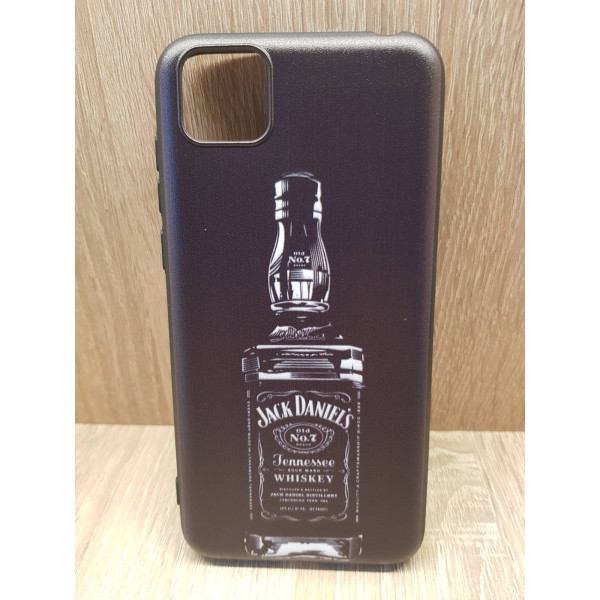 Чехол силиконовый Xiaomi Redmi 8 (Jack Daniels)