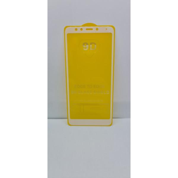 Защитное стекло 9H Xiaomi Redmi 5 Белое