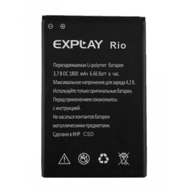 АКБ Explay Rio/Rio Play