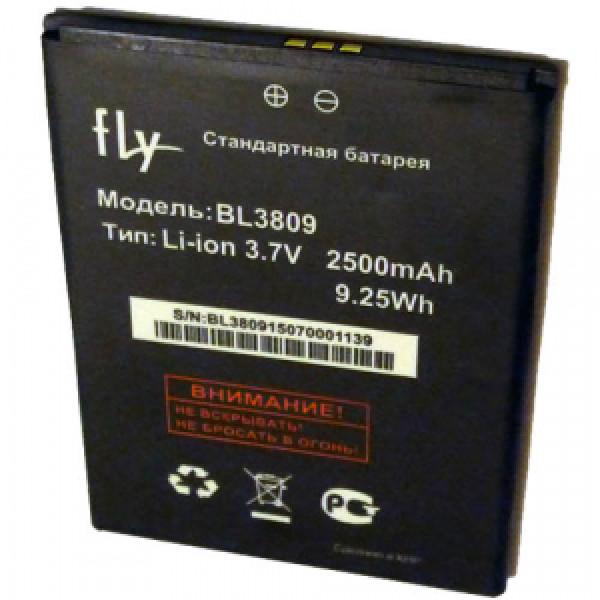 АКБ Fly BL3809 ( IQ458/Evo Tech 2/IQ459/Quad Evo Chic 2 )