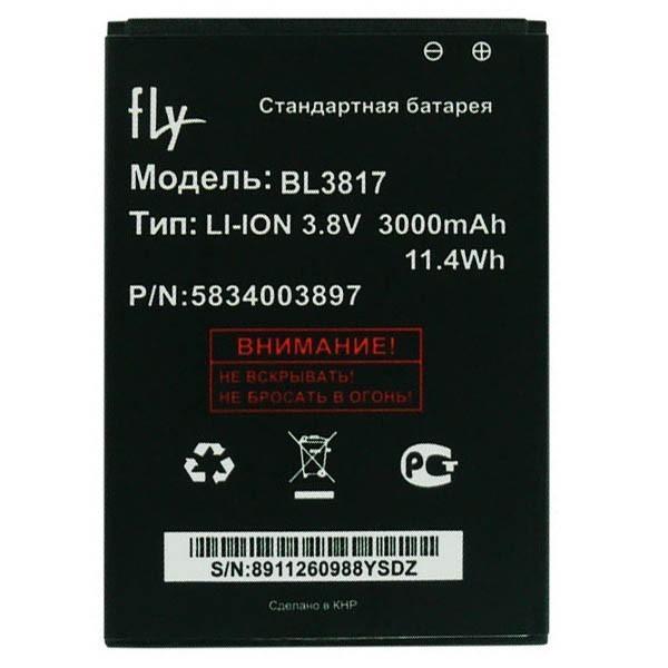 АКБ Fly BL3817 ( IQ4417/Era Energie 3 )