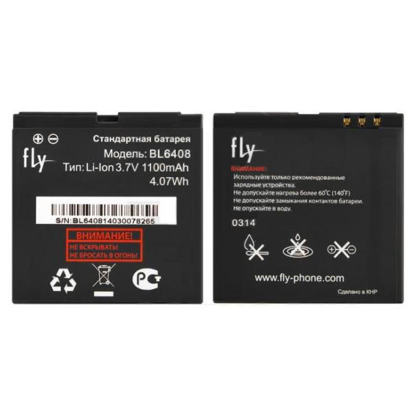 АКБ Fly BL6408 ( IQ239/Era Nano 2 )