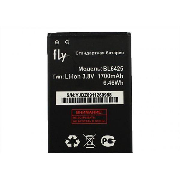 АКБ Fly BL6425 ( FS454/FS455/FS456/FS457 )