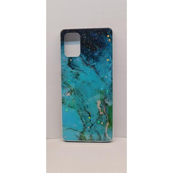 Чехол силиконовый Iphone 11 Pro мрамор №2