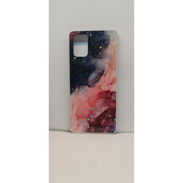 Чехол силиконовый Iphone 11 Pro мрамор №3