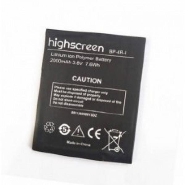 АКБ Highscreen Omega Prime S (BP-4R-I)