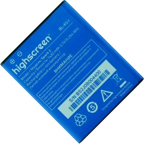 АКБ Highscreen Spark