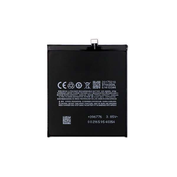 АКБ Meizu BT66 ( Pro 6 Plus )