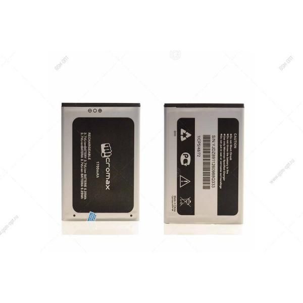 АКБ Micromax Q333 ( Bolt )