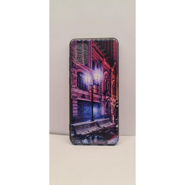 Чехол силиконовый Xiaomi Redmi 9 фонари