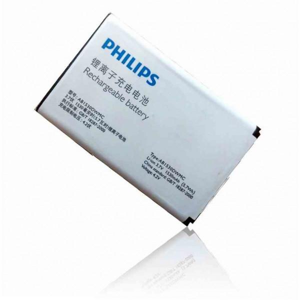 АКБ Philips AB1530DWMC ( X2301/X620/X830/X630/X525/X518/X806/W626/W727/V816/T910 )