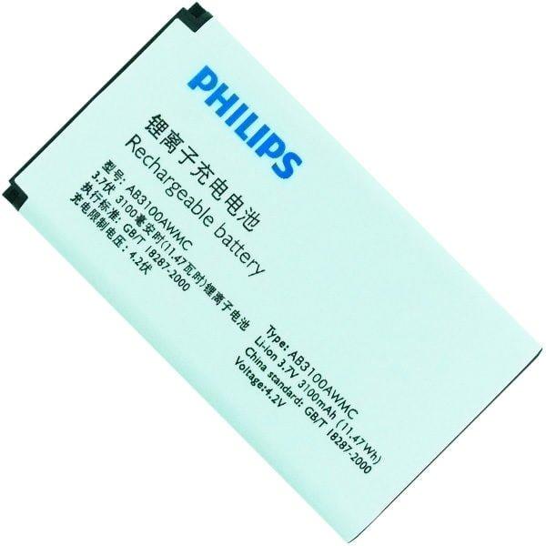 АКБ Philips AB3100AWMC ( E180/E181 )