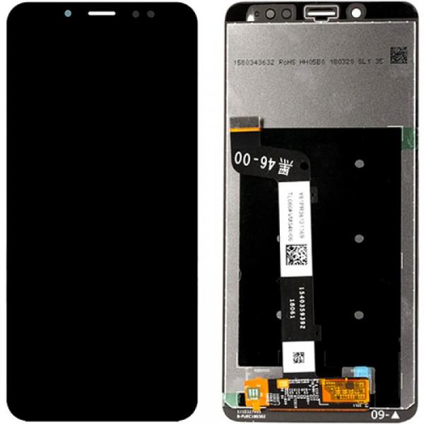 Дисплей Xiaomi Redmi Note 5/Note 5 Pro AAA+ в сборе с тачскрином Черный