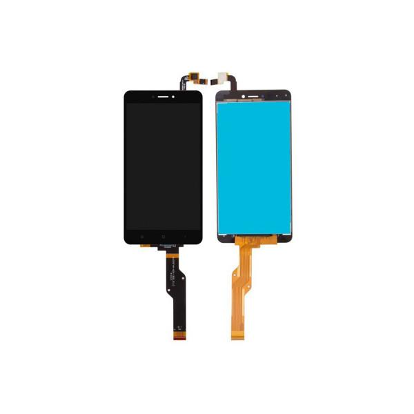 Дисплей Xiaomi Redmi Note 4X/Note 4 Global Version в сборе с тачскрином Черный AAA+