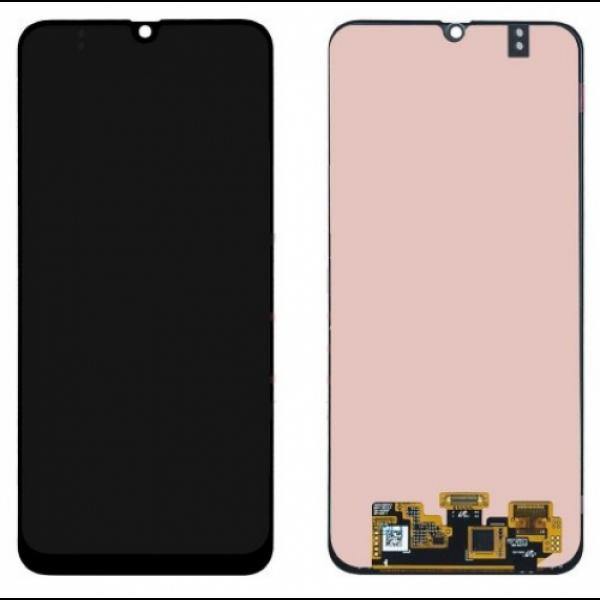 Дисплей Samsung M305F (M30) в сборе с тачскрином Черный (Oled)