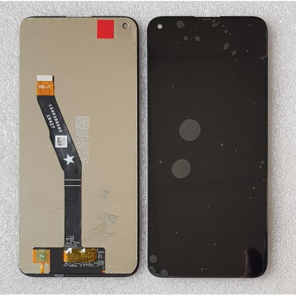 Дисплей Huawei P40 Lite E/Honor 9C/Honor Play 3/Y7p 2020 в сборе с тачскрином Черный Премиум