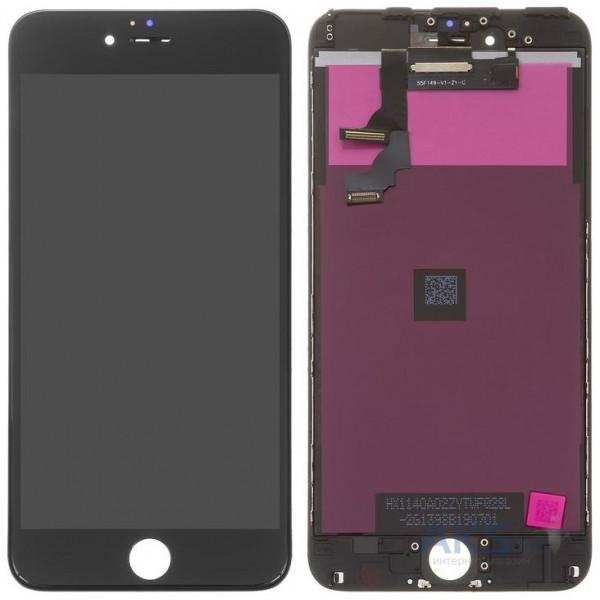Дисплей iPhone 6 Plus в сборе Черный AAA