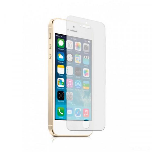 Защитное стекло плоское Iphone 5