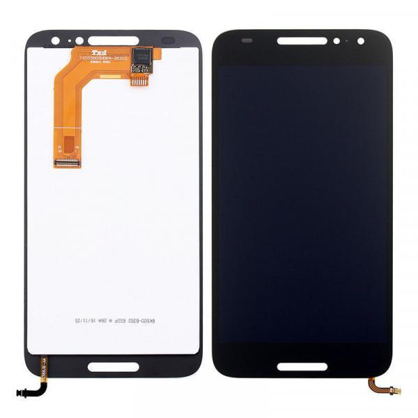 Дисплей Alcatel OT-5046D (A3) в сборе с тачскрином Черный