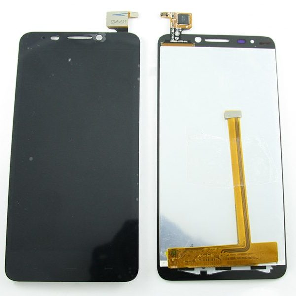 Дисплей Alcatel OT-6036Y (Idol 2 Mini S) в сборе с тачскрином Черный