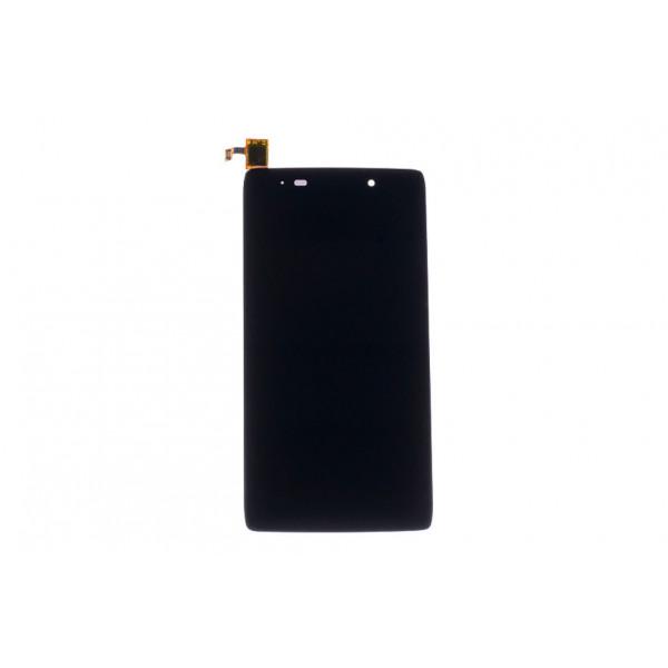 """Дисплей Alcatel OT-6039Y/6039K (Idol 3) (4.7"""") в сборе с тачскрином Черный"""