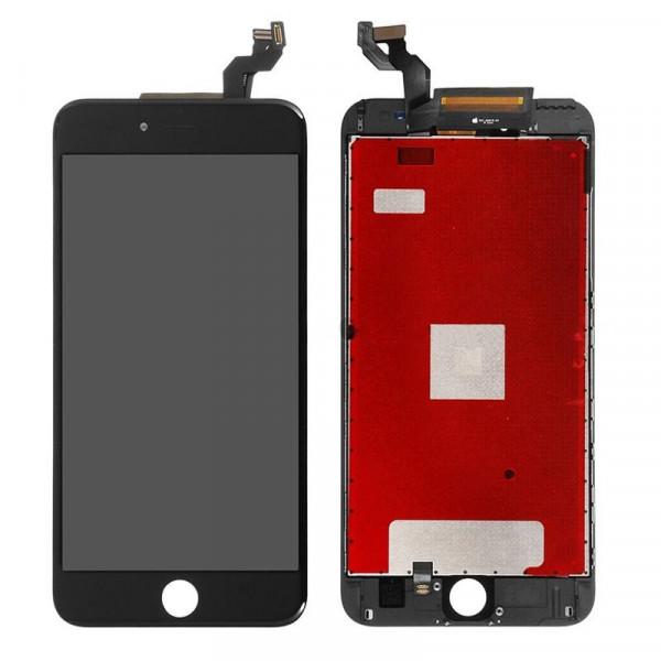 Дисплей iPhone 6S Plus в сборе Черный - Оригинал