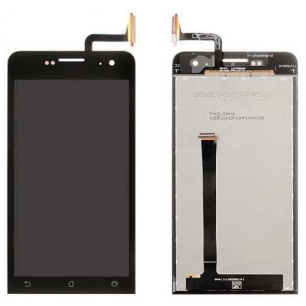 Дисплей Asus A500KL/A501CG (ZenFone 5) в сборе с тачскрином Черный