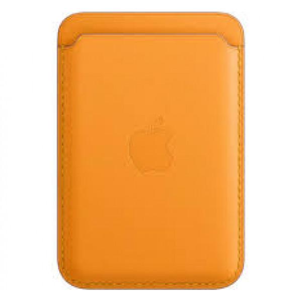 Leather Wallet Case California Poppy IPhone 12 (визитница)