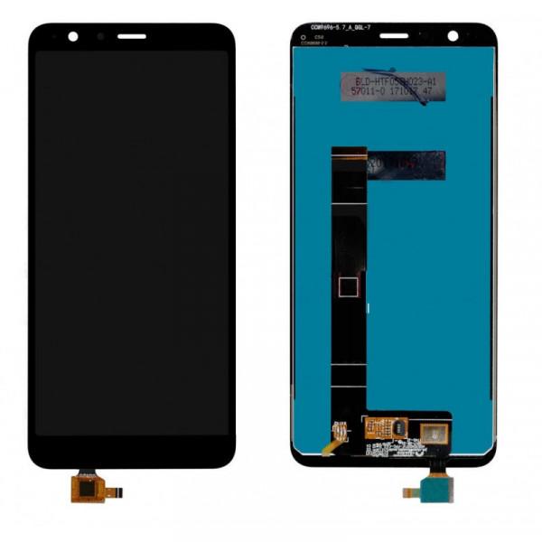 Дисплей Asus ZB570TL (ZenFone Max Plus) в сборе с тачскрином Черный
