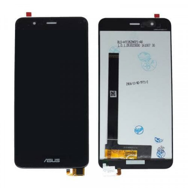 Дисплей Asus ZC520TL (ZenFone 3 Max) в сборе с тачскрином Черный