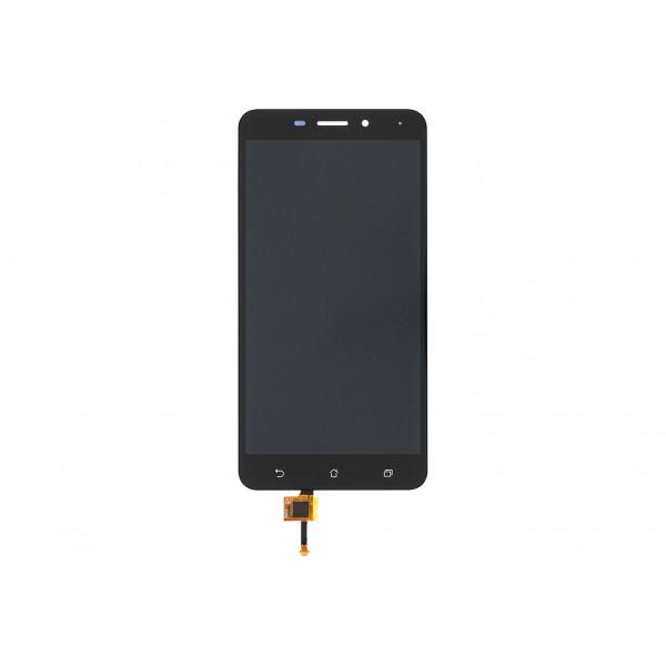 Дисплей Asus ZC551KL (ZenFone 3 Laser) в сборе с тачскрином Черный