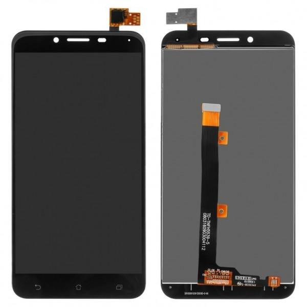 Дисплей Asus ZC553KL (ZenFone 3 Max) в сборе с тачскрином Черный