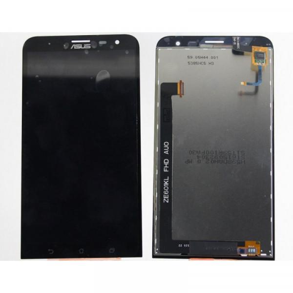 Дисплей Asus ZE601KL (ZenFone 2 Laser) в сборе с тачскрином Черный