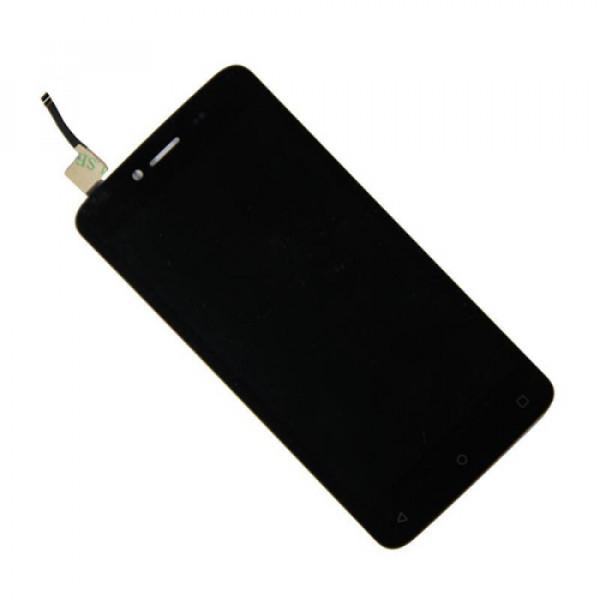 Дисплей Fly FS505 (Nimbus 7) в сборе с тачскрином Черный