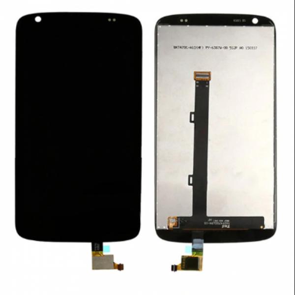 Дисплей HTC Desire 526G Dual/526G+ Dual в сборе с тачскрином Черный
