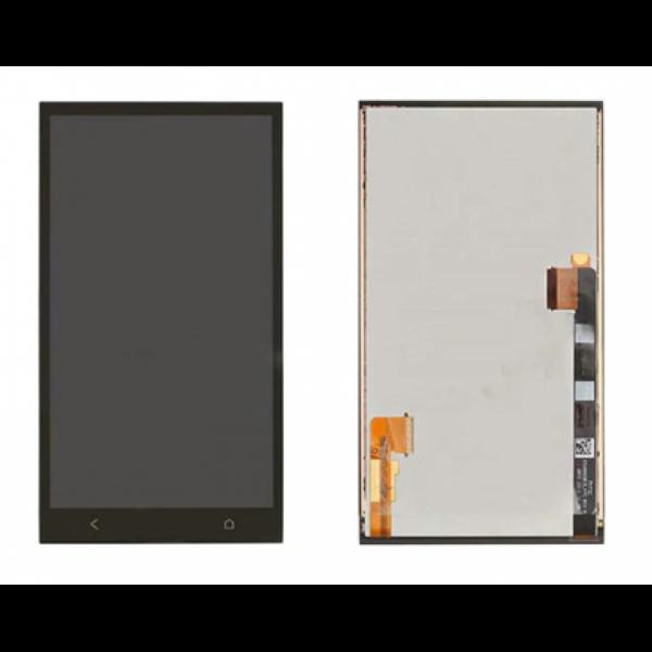 Дисплей HTC One/M7 в сборе с тачскрином Черный