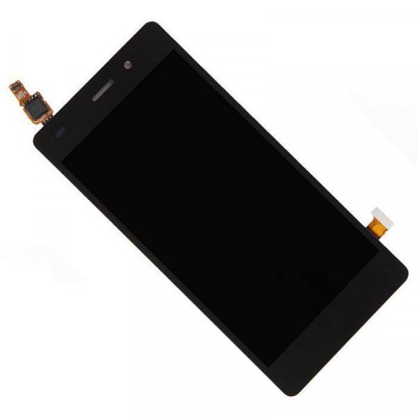 Дисплей Huawei P8 Lite (ALE-L21) в сборе с тачскрином Черный