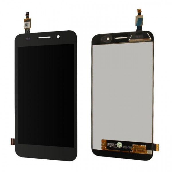 Дисплей Huawei Y3 2017(CRO-U00) Y5 LITE (2018) (DRA-LX5) в сборе с тачскрином Черный