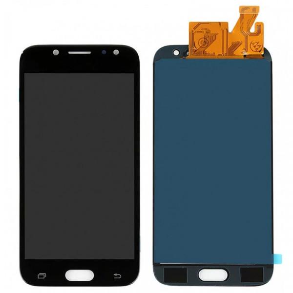 Дисплей Samsung J530F (J5 2017) в сборе с тачскрином Черный - Оригинал