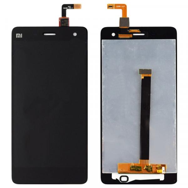 Дисплей Xiaomi Mi 4 в сборе с тачскрином Черный