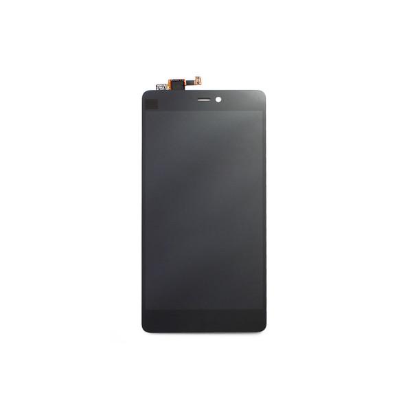 Дисплей Xiaomi Mi 4i в сборе с тачскрином Черный