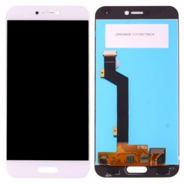 Дисплей Xiaomi Mi 5C в сборе с тачскрином Белый