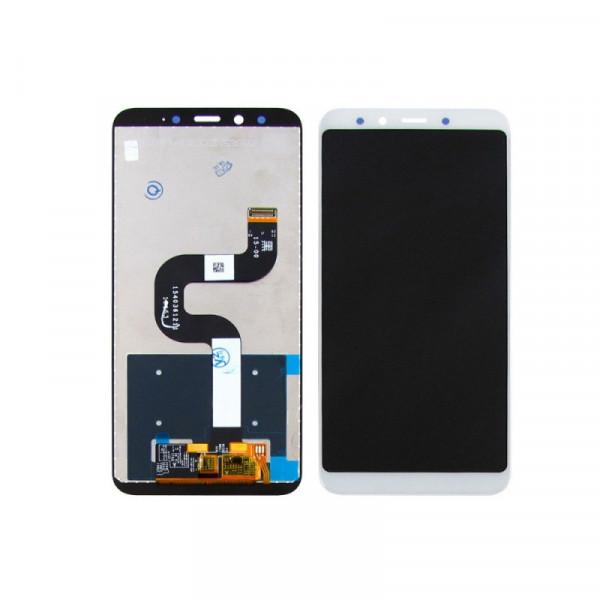 Дисплей Xiaomi Mi 6X/Mi A2 в сборе с тачскрином Белый