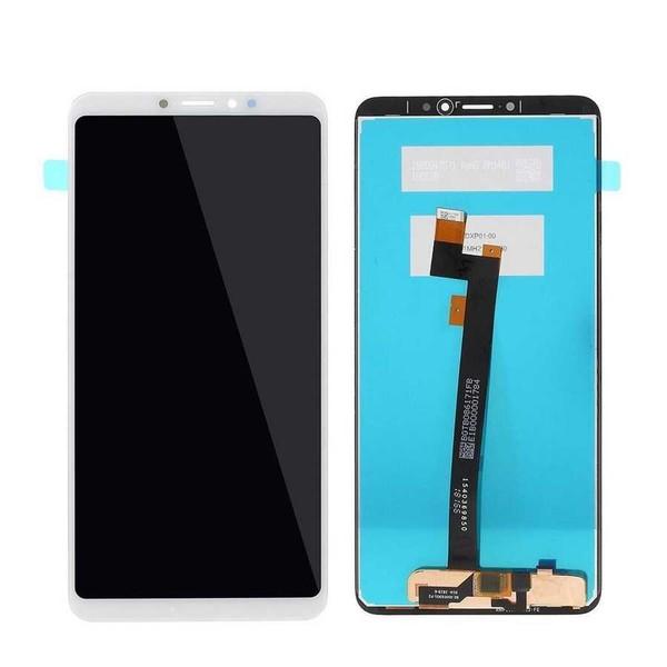 Дисплей Xiaomi Mi Max 3 в сборе с тачскрином Белый