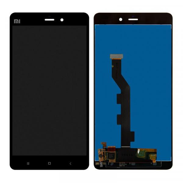 Дисплей Xiaomi Mi Note в сборе с тачскрином Черный