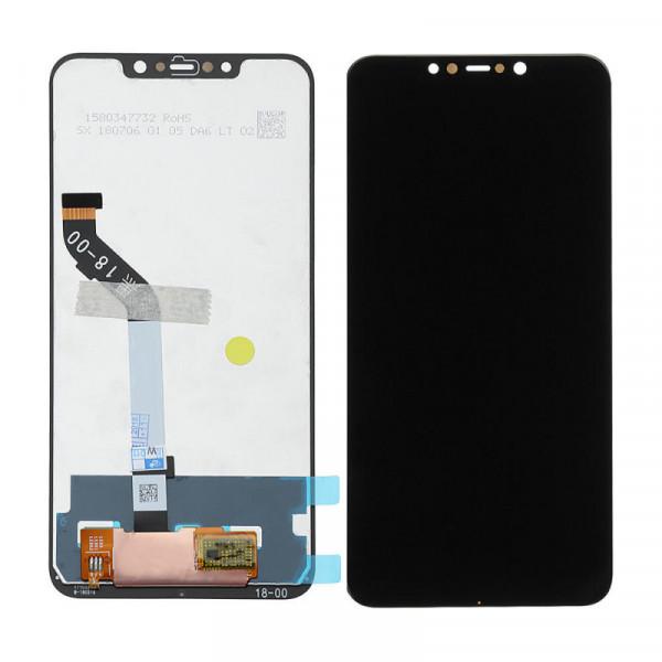 Дисплей Xiaomi Pocophone F1 в сборе с тачскрином Черный