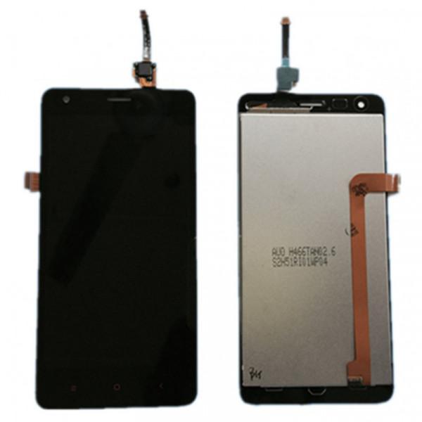 Дисплей Xiaomi Redmi 2/Redmi 2 EE в сборе с тачскрином Черный