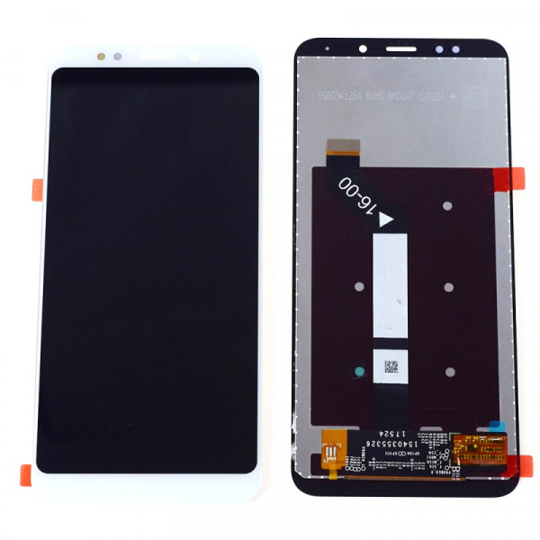 Дисплей Xiaomi Redmi 5 Plus в сборе с тачскрином Белый