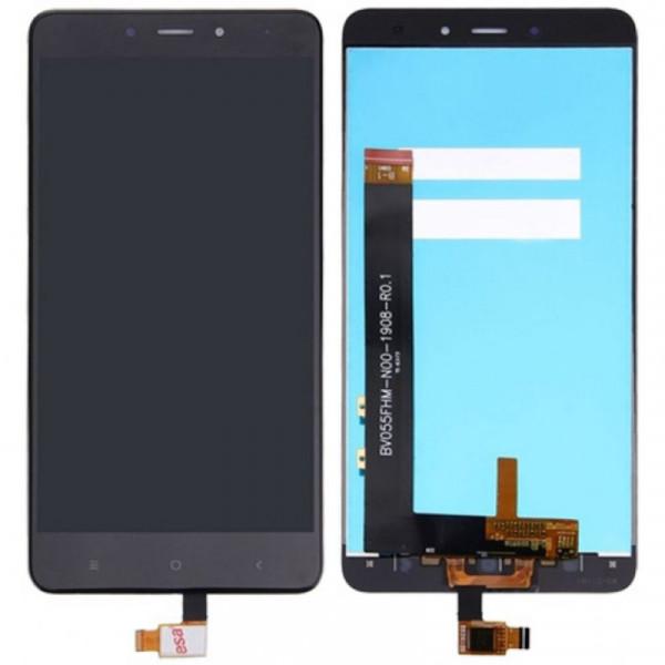 Дисплей Xiaomi Redmi Note 4/Note 4 PRO в сборе с тачскрином Черный